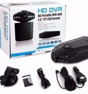 Видеорегистраторы HD Portable DVR with 2.5 TFT LCD