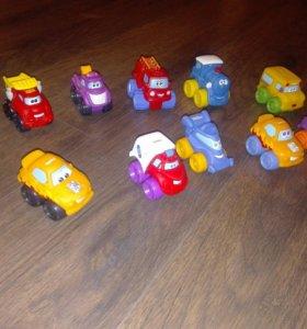 Машинки - малышки
