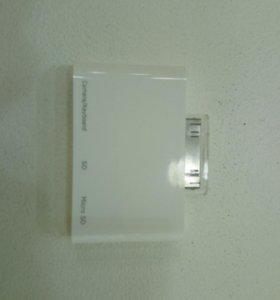 Коннектор для iphone/ipad