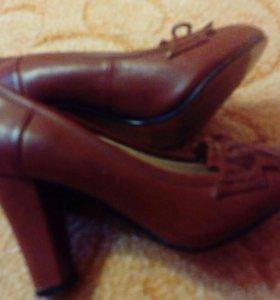 Туфли весна 38 размер
