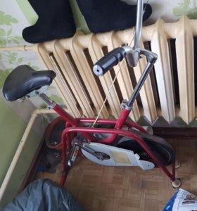 Велотренажер ссср