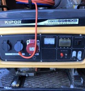 Генератор Kipor KGE6500X3