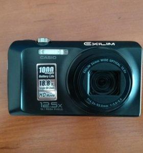 Фотоаппарат Casio ex-h30