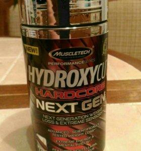 Жиросжигатель Muscletech Hydroxycut