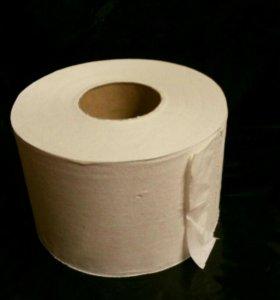 Рулон бумаги.