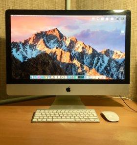 "iMac ""27 конец 2009"
