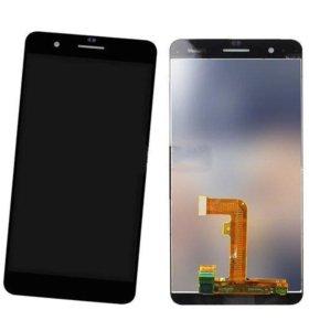 Huawei Honor 6 чёрный