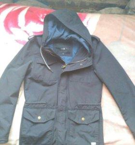 Куртка oodji, весенняя куртка