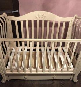 """Детская кроватка можга """"Юлиана"""""""