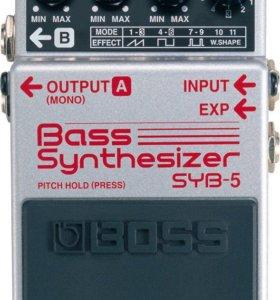 Педаль эффектов Boss SYB-3