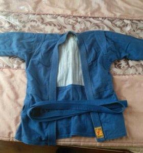 Куртка для самбо