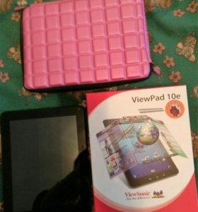 планшет ViewPad 10e в отличном состочнии
