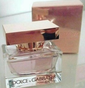 Dolce & Cabbana rose the one