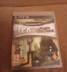 ICO & SHADOW OF COLOSSUS для ps3