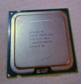 Процессор Core 2 Duo E4300 775сокет