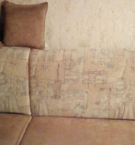 Мягкая мебель:диван угловой