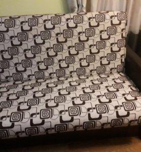 Диван кресло и стол