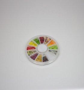 Каруселька для дизайна ногтей