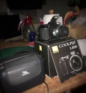Фотоаппарат coolpix l810