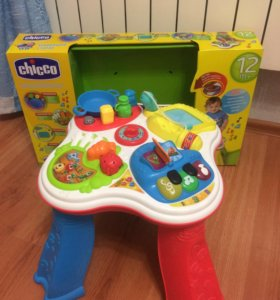 Игровой центр Chicco Говорящий столик
