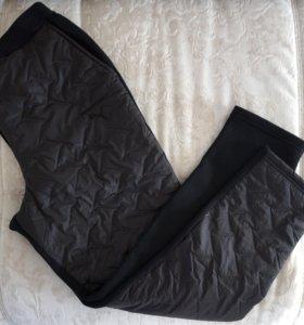 Женские утеплённые брюки.