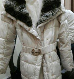 Куртка зимняя 48р.