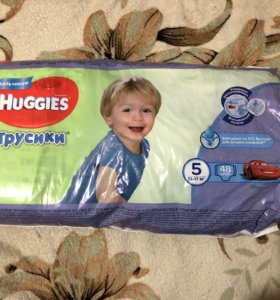 Трусики-подгузники Huggies 5