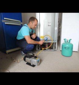 Обслуживание и ремонт бытовых холодильников