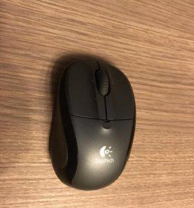Беспроводная мышь Logitech