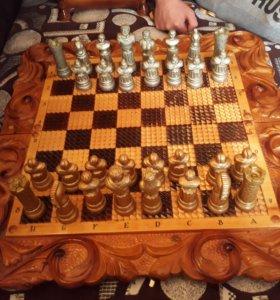 Нарды- шахматы