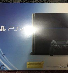 PS4 500 г + 19 игр