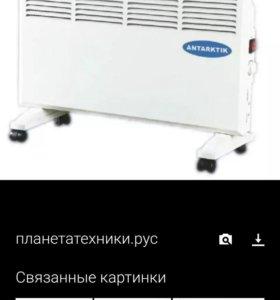 Конвектор chr 2000