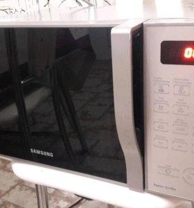 микроволновая (СВЧ) печь SAMSUNG (микроволновка)