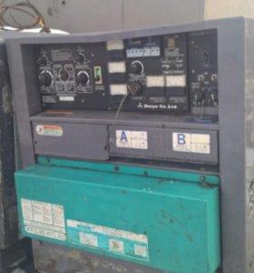 Сварочный генератор денио двух постовый.