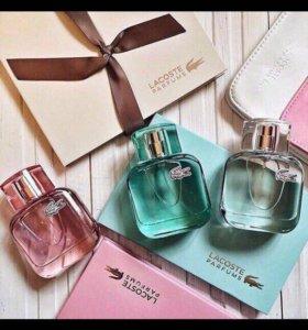 Женский парфюм Lacoste