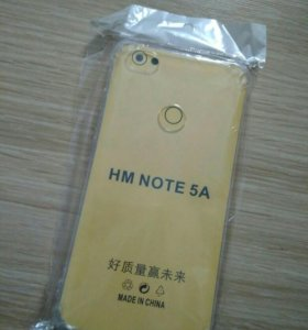 Чехол Xiaomi Redmi Note 5A