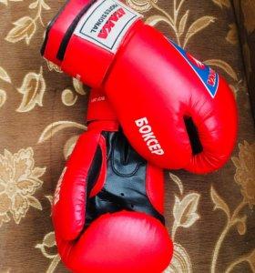Боксерские перчатки Ataka