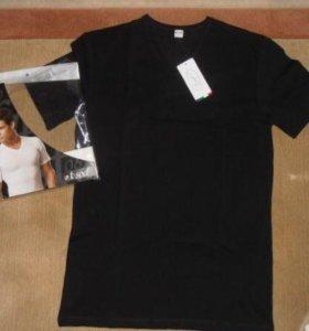 Новая мужская футболка р 46-48