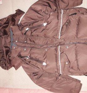 Куртка для мальчика зимняя Futurino
