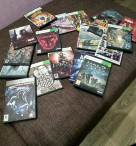 Xbox 360 прошитый+20 игр