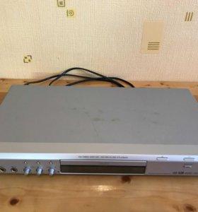 CD/DVD Player Sony DVP-K82P