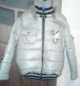 Куртка новая фирма Орби