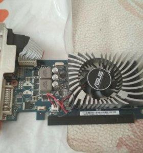 Видеокарта GeForce asus 430gt