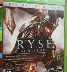 "Игра для XBOX ONE ""RYSE"""