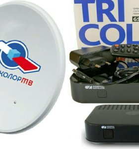 Триколор тв Full HD на 2 телевизора