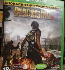 """Игра для XBOX ONE """"DEADRISING 3"""""""