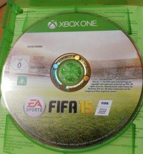 "Игра для XBOX ONE ""FIFA15"""