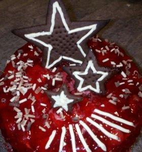Торт на заказ(доставка)