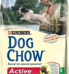 Корм для собак Дог Чау