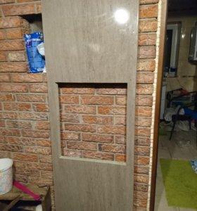 Столешница с вырезом по варочную поверхность